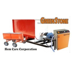 Foam Brick Making Machine