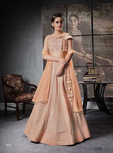 Saree Exotica Raw Silk Suit, Size: Up To 42 Inch