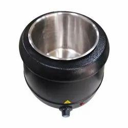 Aluminium Electric Soup Pot