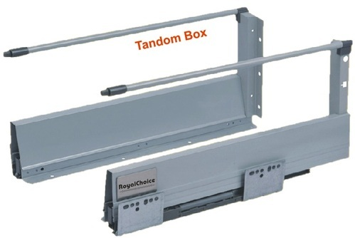 Tandem Box Kitchen Drawer Channel Heavy Duty Drawer Slides À¤¦à¤° À¤œ À¤š À¤¨à¤² À¤¡ À¤° À¤µà¤° À¤š À¤¨à¤² À¤¦à¤° À¤œ À¤• À¤š À¤¨à¤² In Rajkot Y C Enterprise Id 18151031548
