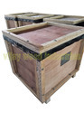 Industrial Wooden Packaging Boxes, Weight Holding Capacity(kg): >1000 Kg