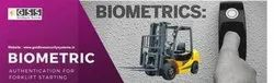 Forklift Biometric Security System