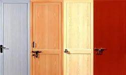 Glossy PVC Solid Doors
