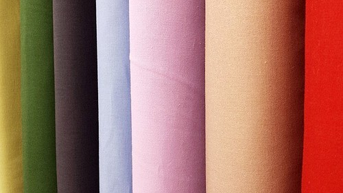 Plain Bio Washed Cotton Sinker Fabric, GSM: 150-200 GSM