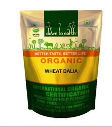 Wheat Dalia, No Preservatives