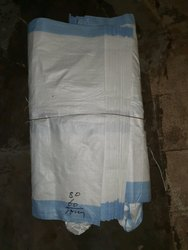 White Packaging Bag