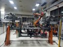 SS Tank Fabrication Robotic Welding Automation