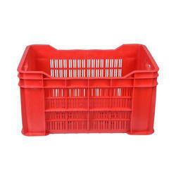 HDPE Fruits Crate