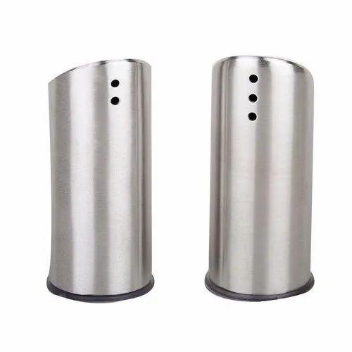 Steel Edge Stainless Steel Salt Pepper Set Rs 120 Pair Id
