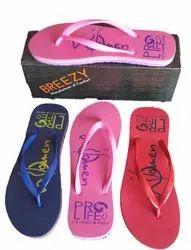 BreeZy Daily Wear Hawaii Slipper, Size: 5 To 8