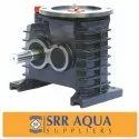 Aerator Gear Box - Bevel Type