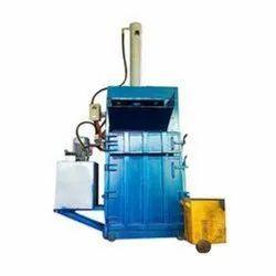Semi Automatic Paper Baling Press Machine