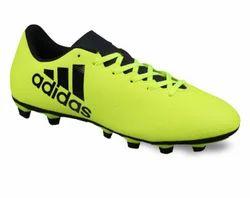 volumen grande precio oficial grandes variedades Yellow Men's Adidas X 17.4 Fxg Football Shoes, Size: 9 And 11, Rs ...