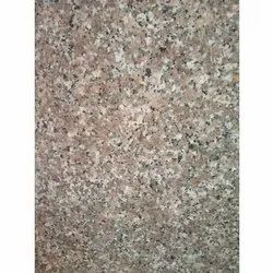 Marble Brown Kitchen Floor Tiles for Flooring, Thickness: 8 - 10 mm