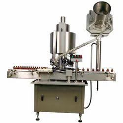 Automatic Lug Cap Sealing Machine