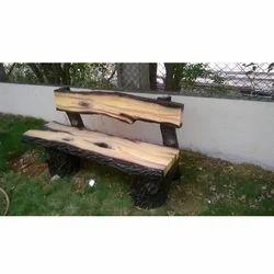 Fiber Garden Bench