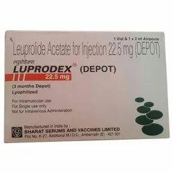 Luprodex 22.5 Mg inj (DEPOT) Leuprolide