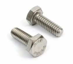 Metal bolts