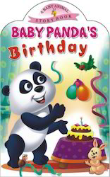 Baby Panda's Birthday Book