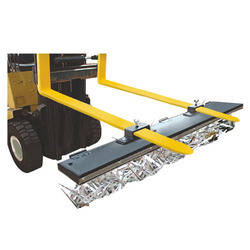 Forklift Operated Magnetic Sweeping Machine
