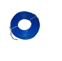 Color: Blue Electric House Wires