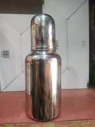 Assorted Steel Feeding Bottle