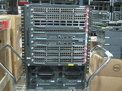 AMC Support of Cisco Catalyst 6500 Series Chassis in