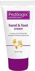 O3  Pedilogix Hand & Foot Cream - 60gm