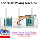 Hydraulic Poking Machine