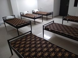 Single Bed, Without Box, Size: 72x30x16