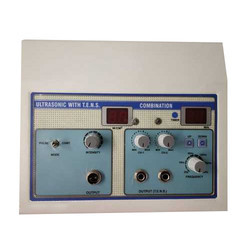 Ultrasonic With Tens Combination Therapy Unit