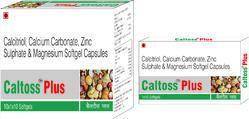 Calcitriol Calcium Carbonate Zinc Sulphate and Magnesium
