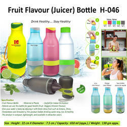 Fruit Flavor (Juicer) Bottle H-046