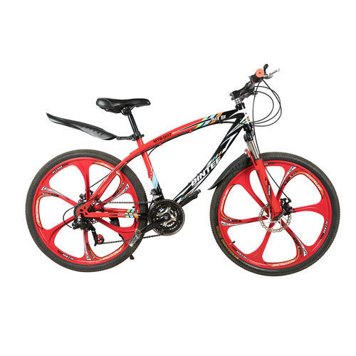 Gogoa1 Bintee Mountain Bicycle With High Carbon Steel Frame at Rs ...