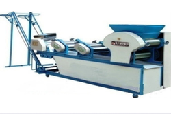 Iron, Stainless Steel 1- Stage Noodles Making Machine, 1 Ton