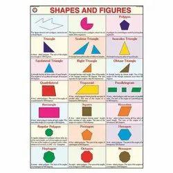 Polyart Chart Set of 5