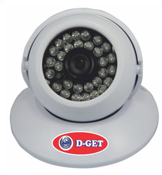 High Resolution IR Dome Camera