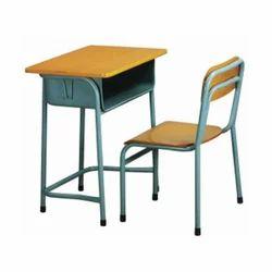 School Single Seater Bench