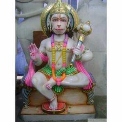 Designer Hanuman Statue