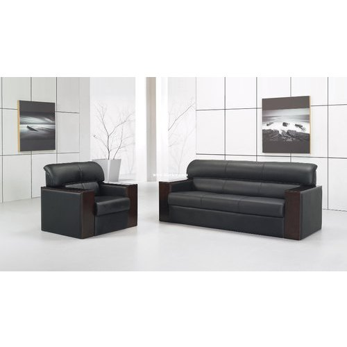 Office Leather Sofa