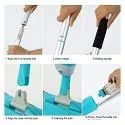 Parasnath Stainless Steel Micro Fiber Floor Cleaning Healthy Spray Mop