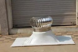 FRP Base Air Roof Ventilator