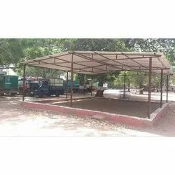 Steel Prefab Light Metal Prefabricated Sheds, for House