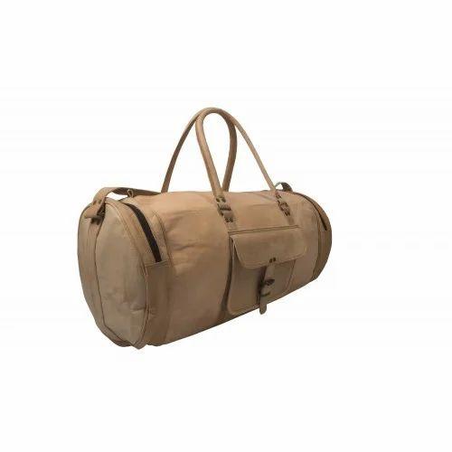 ad330bbf8375 Pranjals House Exclusive Designer Leather Duffel Bag
