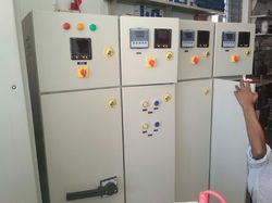 Heat Treatment Furnance Control Panel