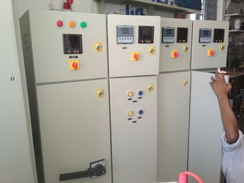 Heat Treatment Furnance Control Panel