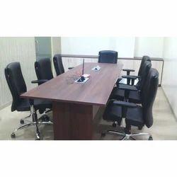 Rectangular Wooden Meeting Table (Elite Series)