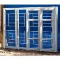 Galvanized Metal Designer Window