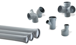 High Temperature Huliot Pipes