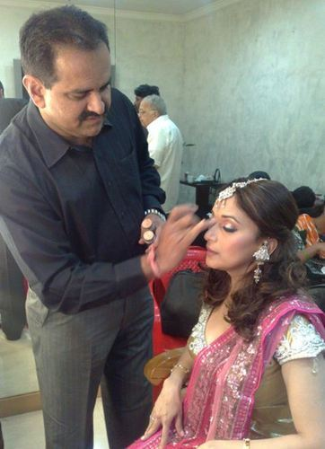 Bollywood Makeup Services, Bridal